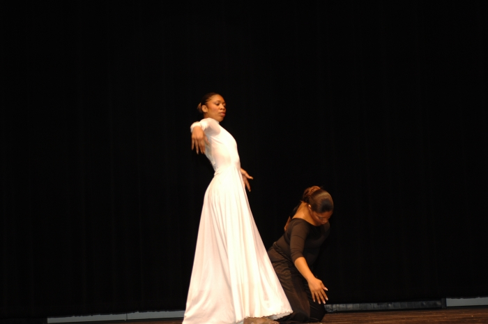 Gifted Choreographer Mesmerizes Audience.