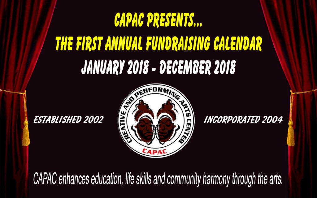 CAPAC Calendar Cover